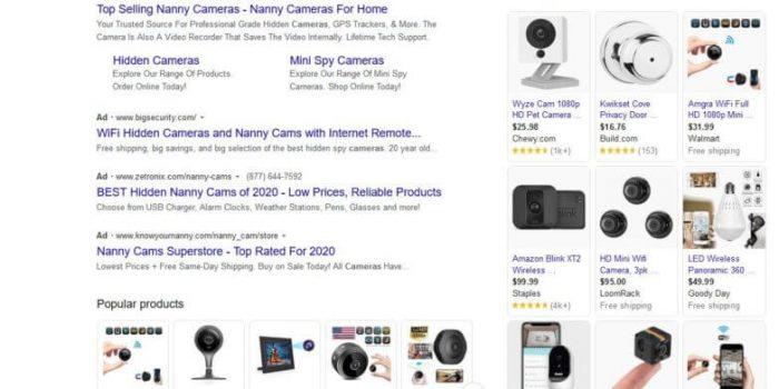 google-desktop-serp-nanny-cam-07102020-783x600
